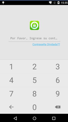contraseña whatsapp android