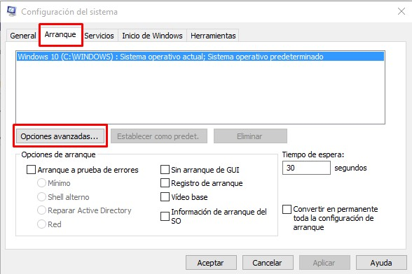 encender windows mas rápido