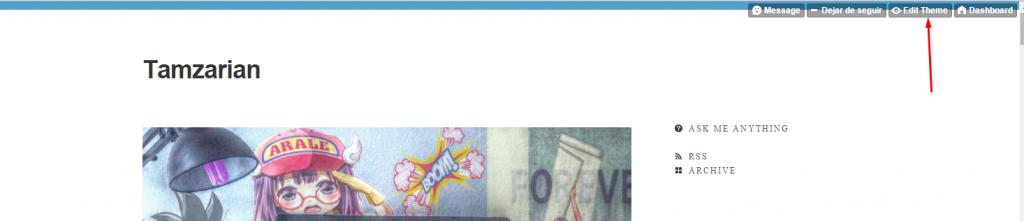 scroll infinito tumblr