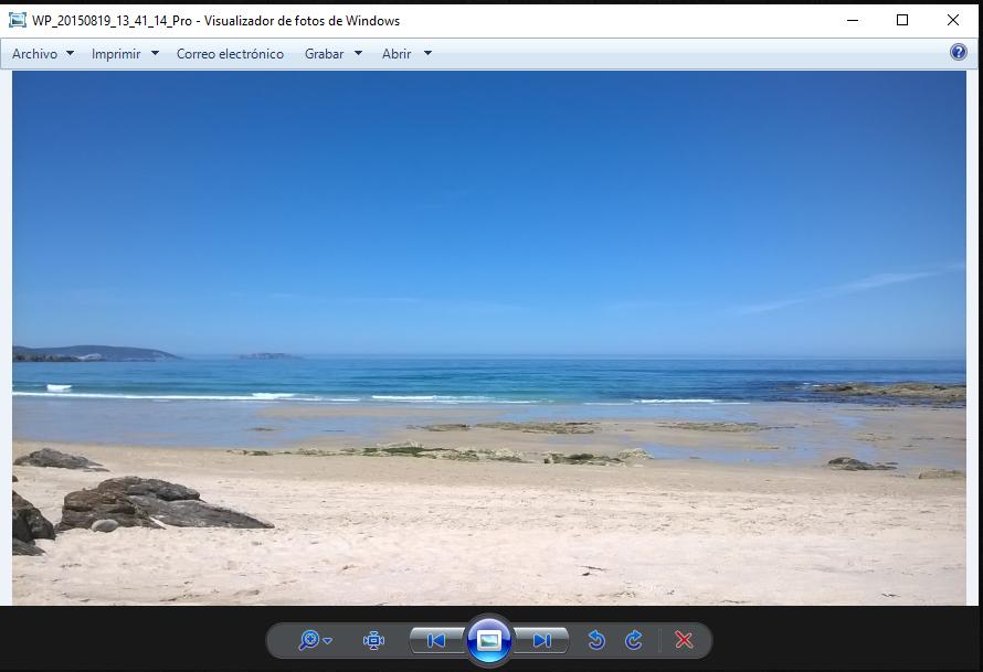 visor fotos windows 7 en windows 10