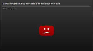 ver videos youtube bloqueados