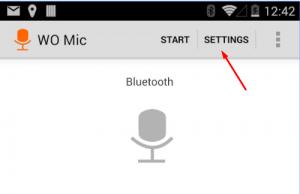 android como micrófono pc