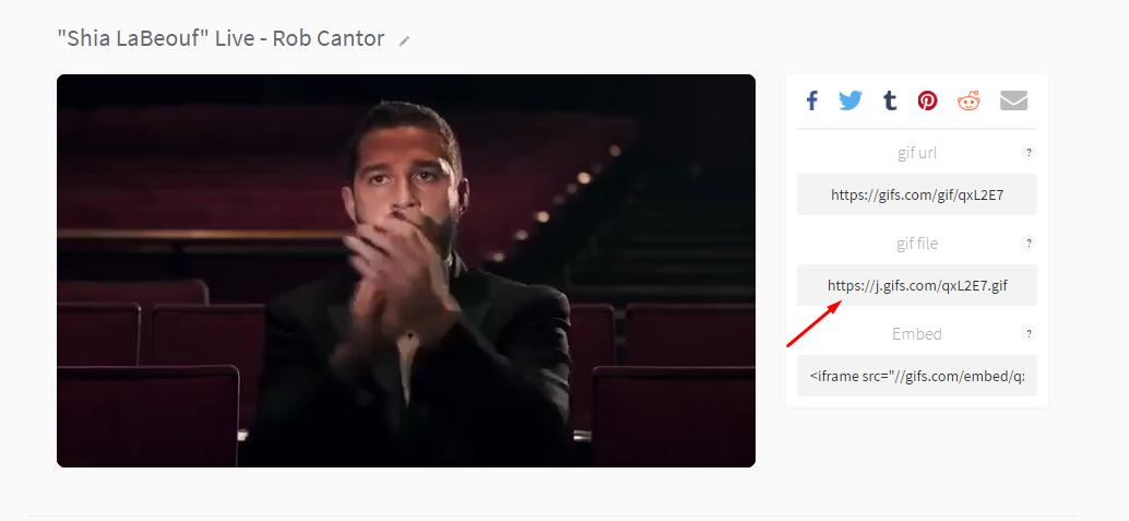 convertir video de youtube a gif animado
