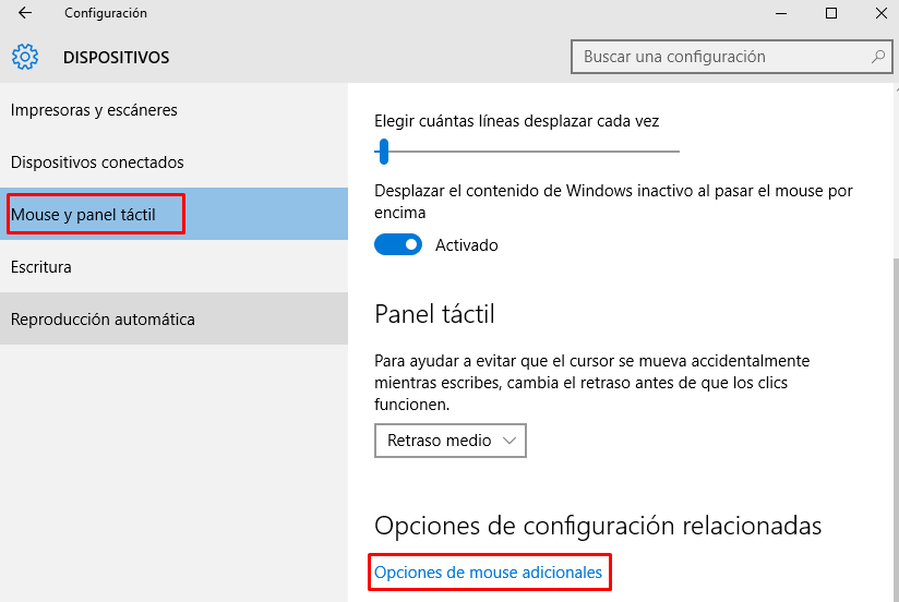 how to change cursor color windows 10