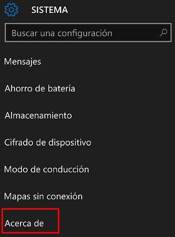 reiniciar windows 10 mobile