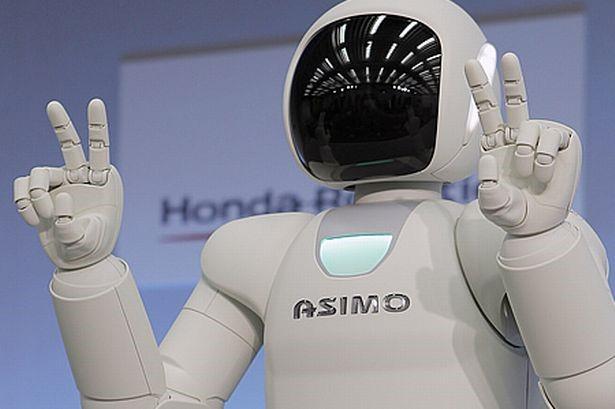 robot-asimo