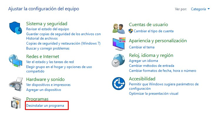 desinstalar-aplicacion-windows-10