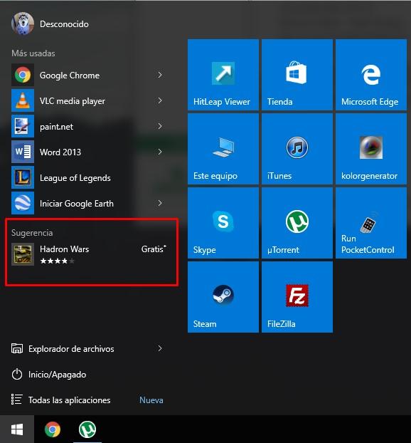 eliminar-anuncios-windows-10