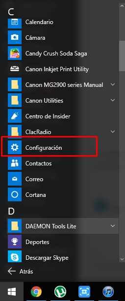 eliminar-sugerencias-windows-10