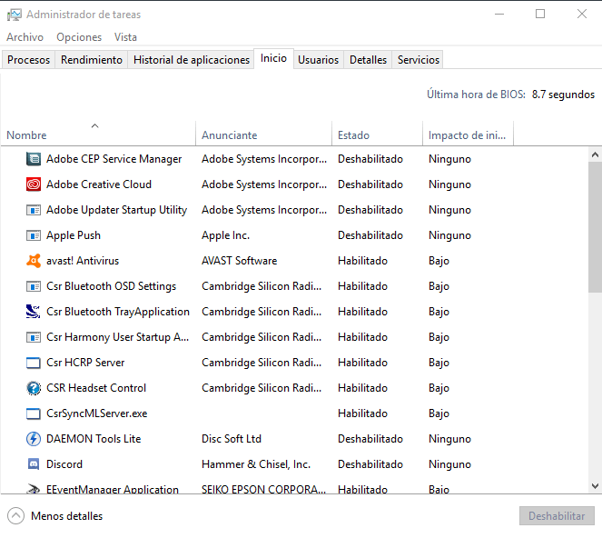 quitar-programas-inicio-windows-10