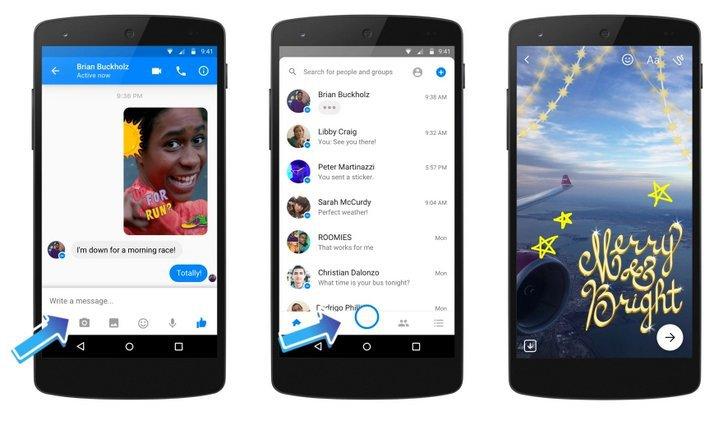 nuevas-funciones-camara-messenger