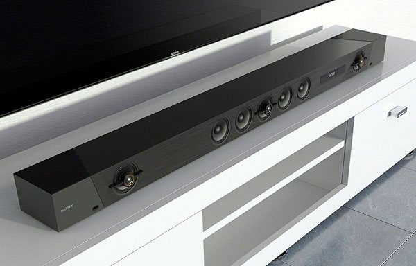 Las barras de sonido envolvente pc solucion for Barra surround