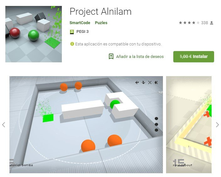 Juego Para Android Project Alnilam Pc Solucion