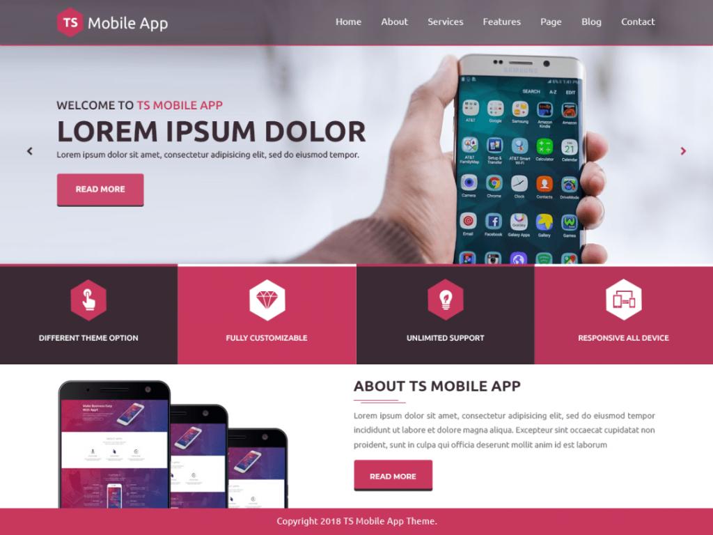 TS Mobile App : Para Negocios y Aplicaciones – PC-Solución