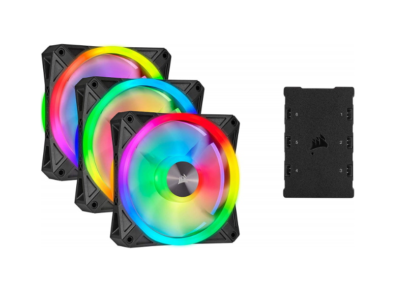 Corsair iCUE QL120 RGB
