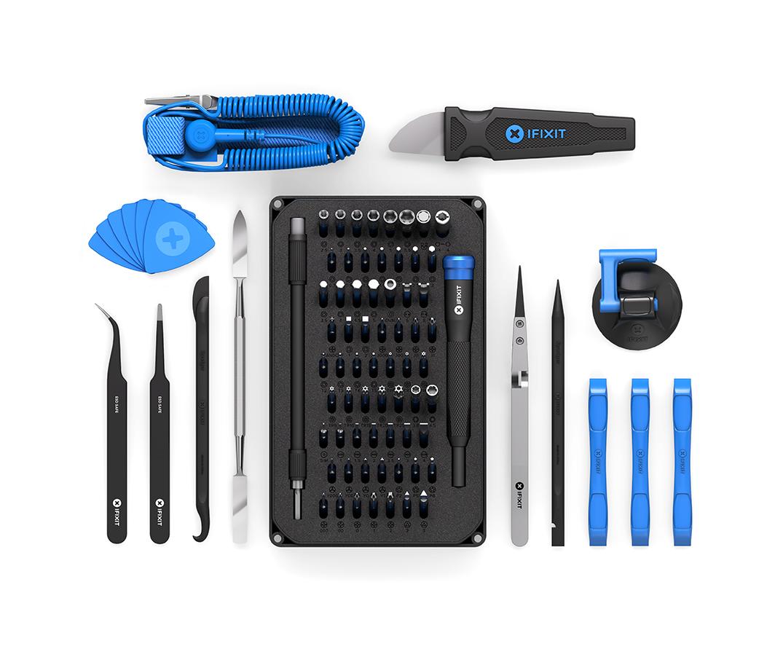 Kit de Herramientas Pro Tech