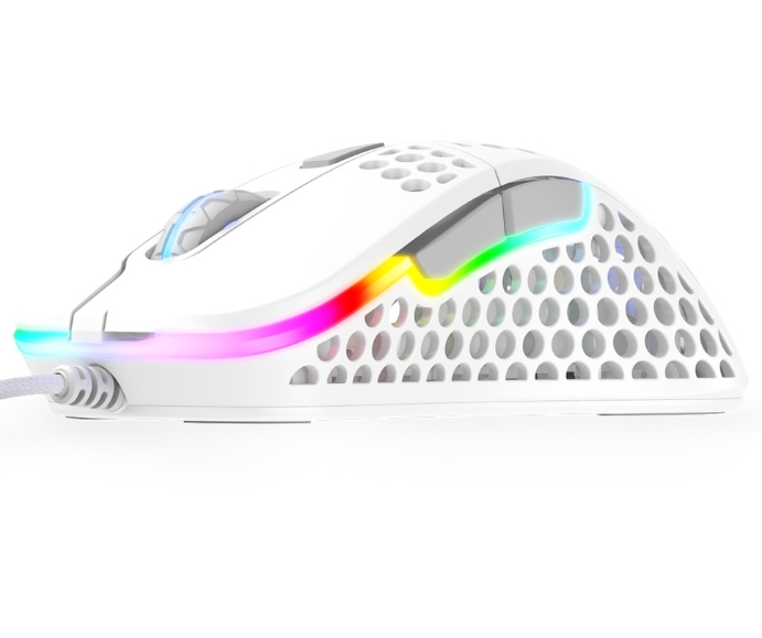 Xtrfy M4 RGB Blanco